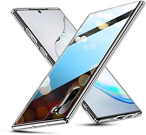 ESR Compatible Note Tempered Glass Scratch Resistant