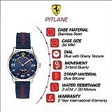 Scuderia Ferrari Kids' Pitlane Stainless Steel