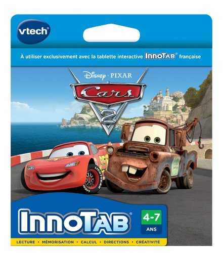 VTech InnoTab Software Cars 2 (French Version) for sale  Delivered anywhere in Canada