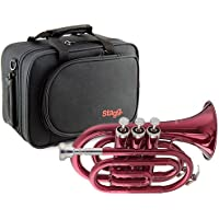 Stagg WS-TR247S Pocket Trumpet