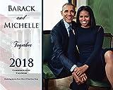 Barack and Michelle Together 2018 Commemorative Calendar