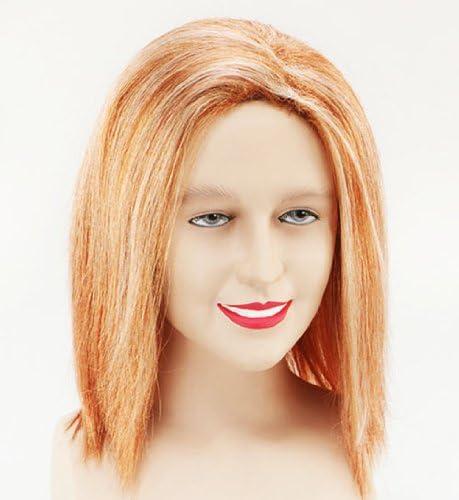 Ginger Spice Geri Halliwell Wig Hair - Spice Girls Fancy Dress ...