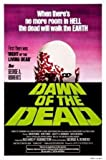 Dawn Of The Dead Movie Poster 11 inches x 17 inches