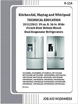 Kitchenaid whirlpool kfis29bbms service manual whirlpool amazon kitchenaid whirlpool kfis29bbms service manual whirlpool amazon books publicscrutiny Images