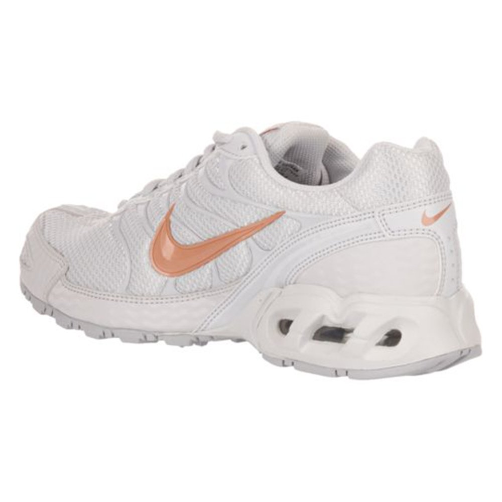NIKE Women's Air Max Torch 4 Running Shoe B07BJXMLV6 6.5 B(M) US|Pure Platinum/Mtlc Rose Gold-wolf Grey