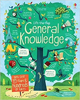 Lift-the-Flap General Knowledge (See Inside): Amazon co uk: Alex