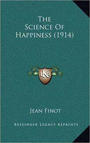 Book The Science of Happiness (1914)