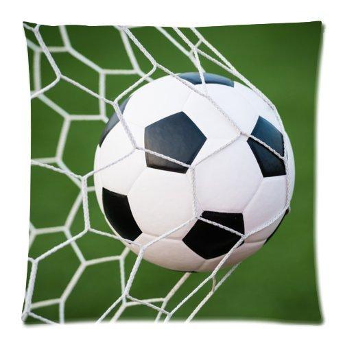 Fashion fundas de almohada vintage cool Balón de fútbol Arte Manta ...