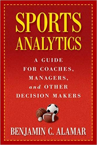 Amazon com: Sports Analytics: A Guide for Coaches, Managers