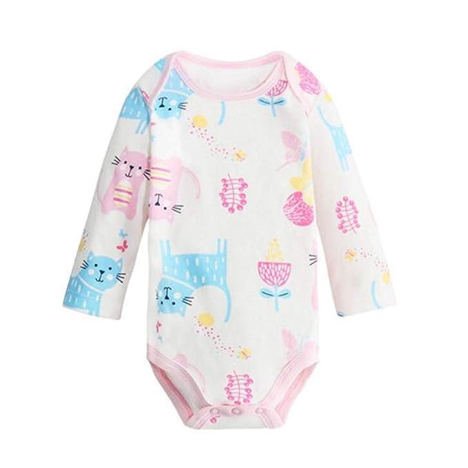 Amazon.com: B. Bone Lovely - Body de algodón para bebé, para ...