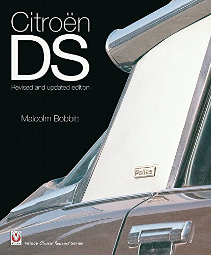 Citroën DS: Revised and updated edition
