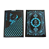 Acelion Waterproof Plastic Playing Cards, Deck of