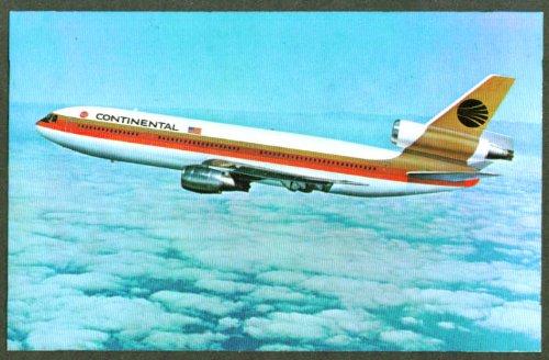 continental-airlines-douglas-dc-10-postcard