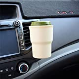 Handrail Drink Holder Car-styling Air outlet Mount Door Armrest Box Interior Accessories Vehicle Trash Container Car Phone Stand