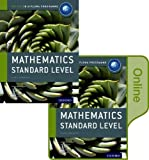 IB Mathematics Standard Level Print and Online Course Book Pack: Oxford IB Diploma Program