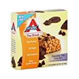 Atkins Day Break Bar, Chocolate Chip Crisp, 5 Count For Sale