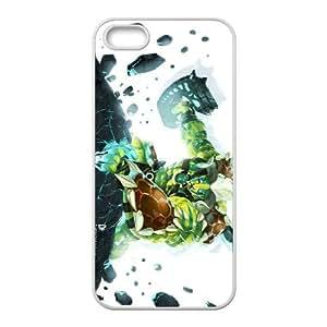 Dota2 ELDER TITAN iPhone 4 4s Cell Phone Case White DIY Gift pxf005-3647334
