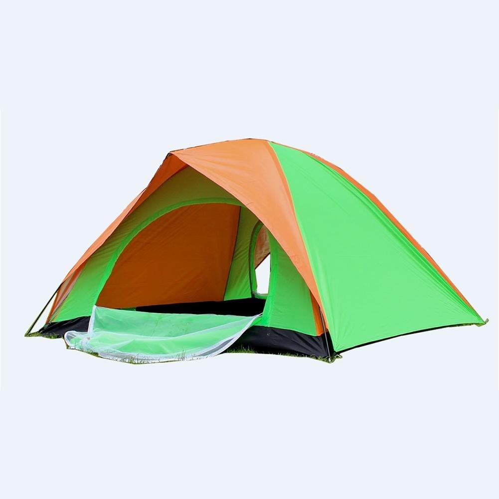 Miao Outdoor Double Layer Double Door Camping Zelten