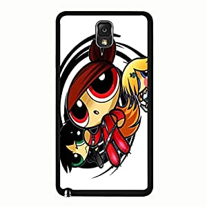 Hottest The Powerpuff Girls Phone Case Cover for Samsung Galaxy Note 3 N9005 The Powerpuff Girls Unique