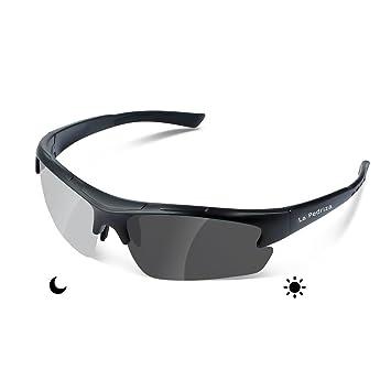 sunglasses restorer Gafas Ciclismo Fotocromaticas Modelo La Pedriza para Hombre y Mujer, De 0% a 60% de Oscuridad.: Amazon.es: Deportes y aire libre