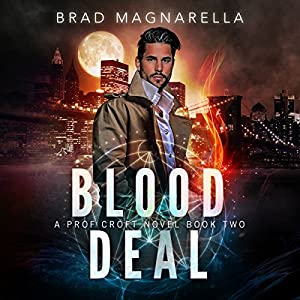 Blood Deal Audiobook