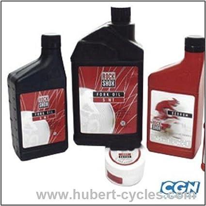 104154 - Aceite de suspension ROCKSHOX 1L SAE 10WT: Amazon.es: Coche y moto