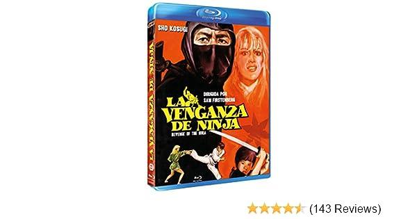Amazon.com: La Venganza de Ninja: Keith VItali, Virgil Frye ...