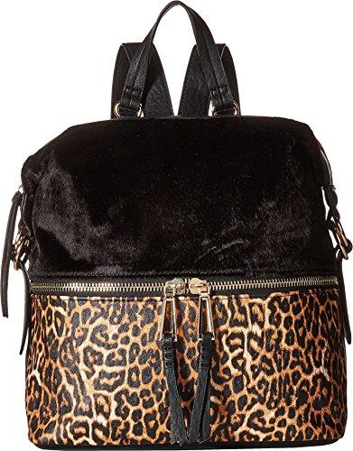 Jessica Simpson Women's Karalia Backpack Black/Leopard One - Jessica Website Simpson