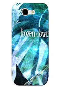 Exultantor Tpu Case For Galaxy Note 2 With Anime Bleach, Nice Case For Thanksgiving Day's Gift