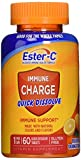 (2 Pack) Ester-C Vitamin C Immune Charge Quick Dissolve Tablets, 60 Count Review