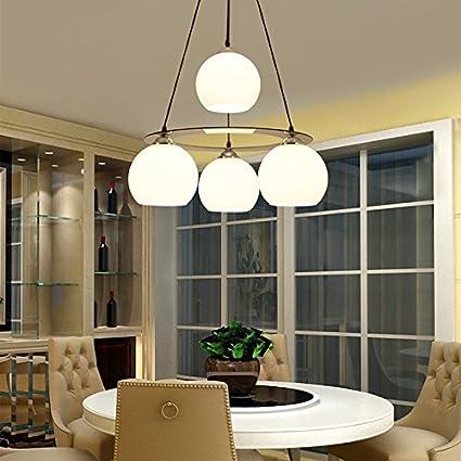 KANG@ Luz de techo colgante moderna lámpara de techo para el ...