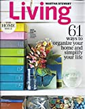 img - for Martha Stewart Living - The Home Issue - 61 Ways to Organize Your Home and Simplify Your Life - September 2013, No. 237 book / textbook / text book