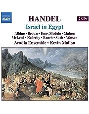 Israel In Egypt (Oratorio In T