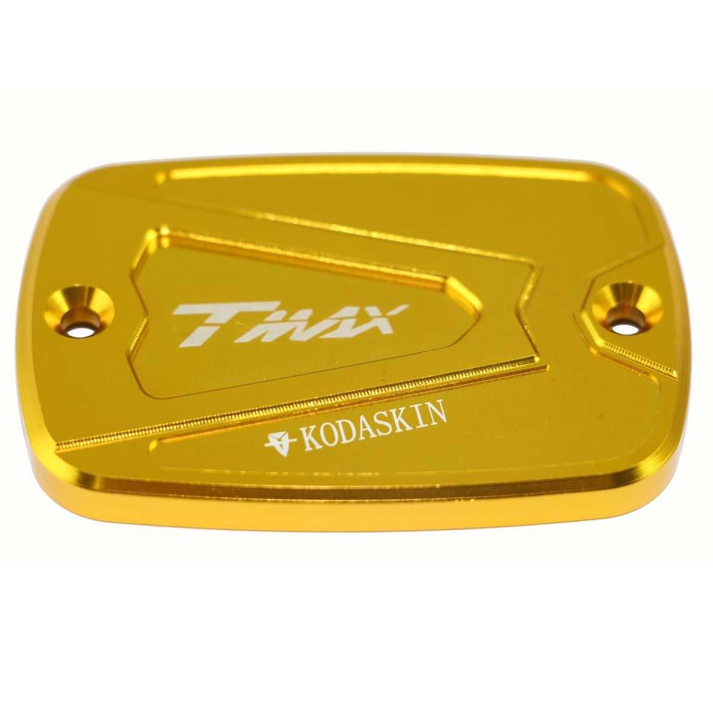 Coperchio del serbatoio del liquido del freno per freni CNC KODASKIN-EU per Yamaha T-max 500 08-11 Tmax 530 12-15 (Titane)
