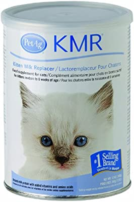 Amazon com : KMR® Powder for Kittens & Cats, 12oz : Pet Milk