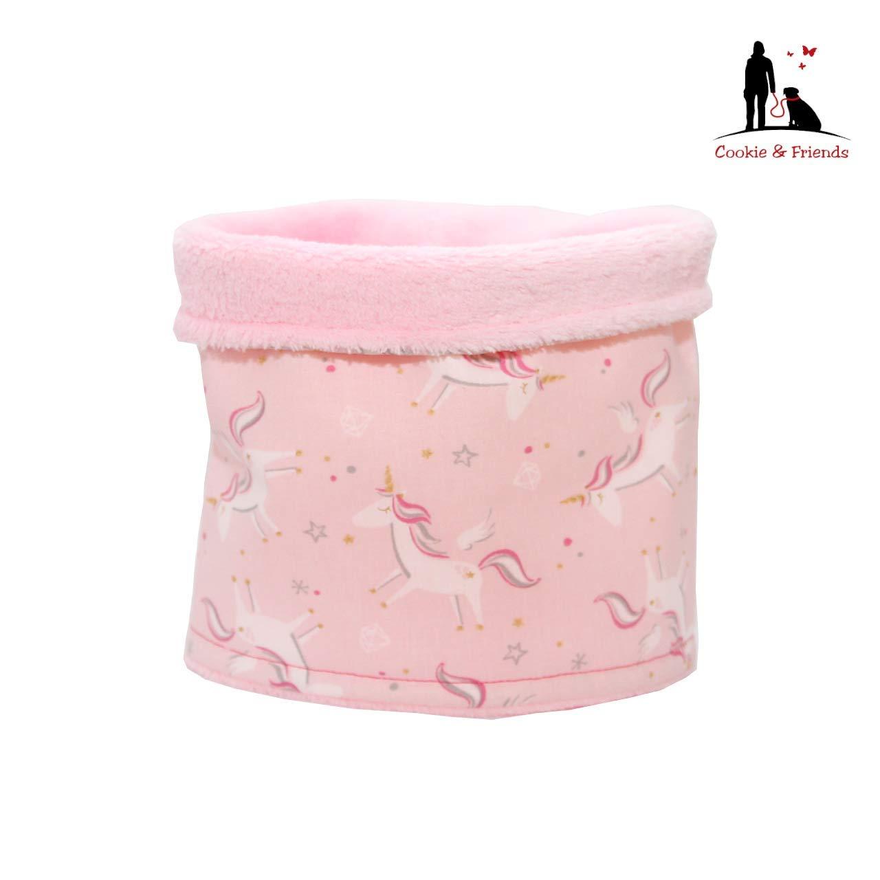 HundeloopUnicorn, Schal für Hunde, wunderbar warm und weich HundeloopUnicorn Schal für Hunde