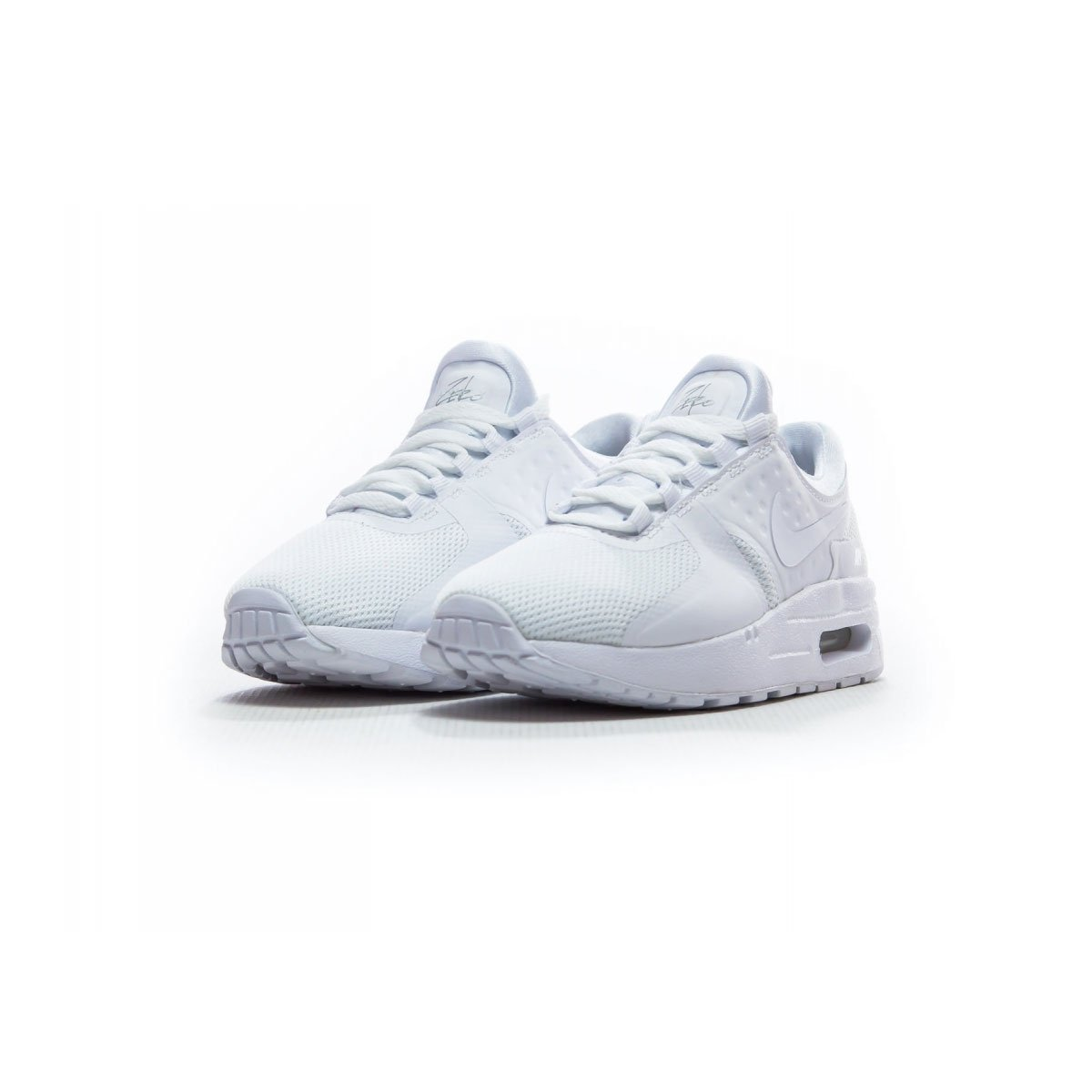 Nike Kids Air Max Zero Essential PS White 881226-100 (Size: 2.5Y) by Nike (Image #4)