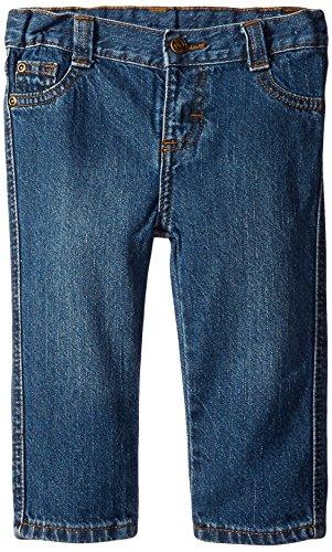 Wrangler Authentics Boys' Relaxed Straight Jean, Larado, 18 Months ()
