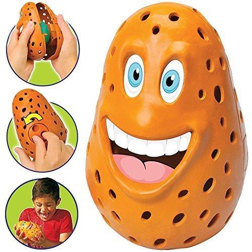 Electronic Hot Potato Game - Family Fun Tickin' Tater Beach Pool Picnic Hot Potato Water Balloon Game