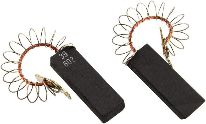 Bosch 154740Genuine Original Bosch/Neff/Siemens Motor laminado escobillas de carbono de alta calidad, 36x 12x 5mm, 2unidades)