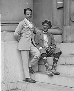 1925 photo Peter de Paolo & Fred Wagner, 7/7/25 Vintage Black & White Photogr d6