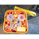 DISNEY BABY SIMBA LION KING PLASTIC PLAYSET NEW