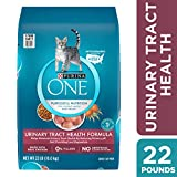 Purina ONE Urinary Tract Health Dry Cat Food - Urinary Tract Health Formula - 22 lb. Bag