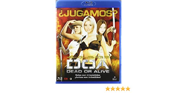 Doa [Blu-ray]: Amazon.es: Varios: Cine y Series TV