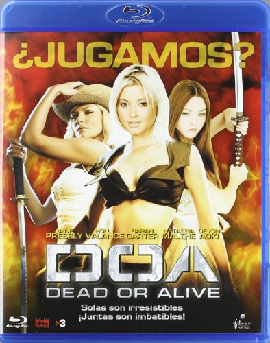 Doa (Blu-Ray) (Import Movie) (European Format - Zone B2) (2008) Varios