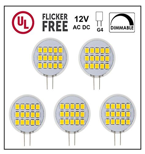 Dimmable G4 Led Light