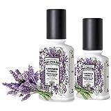 Poo-Pourri Preventive Bathroom Odor Spray 2-Piece Set, Includes 2-Ounce and 4-Ounce Bottle, Lavender Vanilla