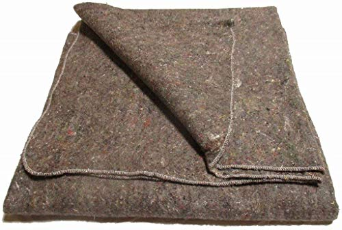 Mcguire Gear US Military Issue Disaster Blanket Perfect for Outdoor Camping, Survival & Emergency Preparedness Use (1 Pack)