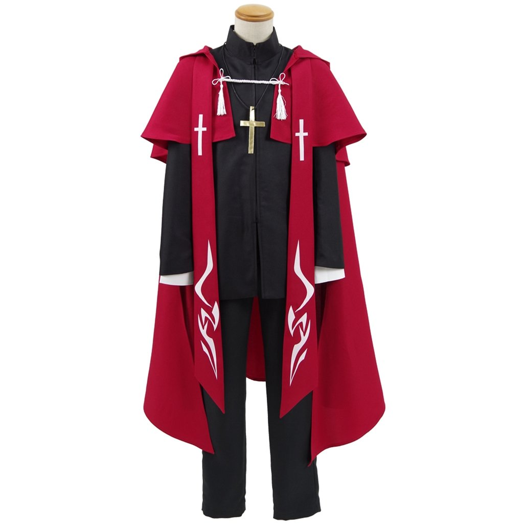 Greed Land 2017 Mens & Kids Priest Worship Costumes for Cosplayer & Christmas Party
