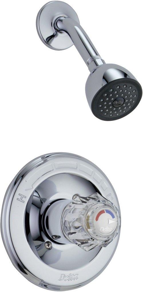Delta Faucet T13222 Classic MonitorR 13 Series Shower Trim, Chrome ...